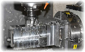 custom CNC machining, custom machined products